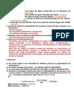 Examen Parcial de Meteorología y Climatolo