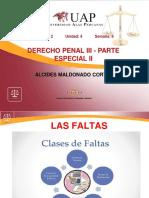 Las Faltas