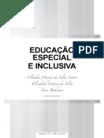 1. Educação Especial e Inclusiva