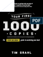 Your First 1000 Copies_ The Step-by-Step - Grahl, Tim.epub