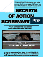Secrets Of Action Screenwriting, The - William C. Martell.epub
