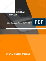 2. SCADA Sistem Tenaga