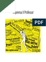 Aula 11-10-2012 Imprensa X Professor Modo de Compatibilidade