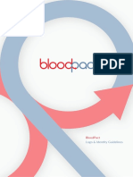 BloodPact- Logo & Identity Guidelines