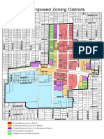 Final Proposed Zoning Map