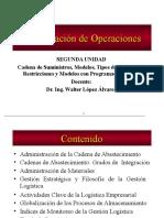 Presentacion de Investigacion de Operaciones Segunda Unidad v3