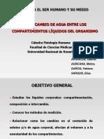 COMPARTIMIENTOS LIQUIDOS