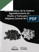 Caracteristicas de la cadena agroalimentaria de chuno y tunta para el Altiplano Central de Bolivia.pdf