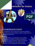 Administracion de Costos