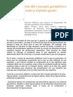Construccion del concepto geometrico de area para sexto  y septimo grado.pdf