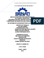 Proyecto de Innovacion Senati Comprensor de Resortes