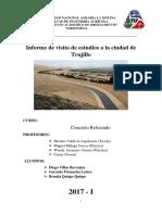 Informe Viaje Concreto
