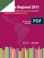 Informe Regional 2015
