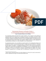 Guia de Restaurantes Peruanos en Estados Unidos