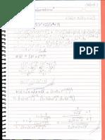 Cálculo integrales, funciones