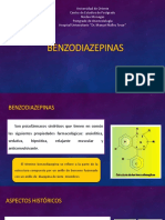 Benzodiazepinas. Angela Rodríguez