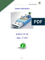 Apuntes Informática E.P.E.T. N 19. Taller - 2 AÑO 1 - 49