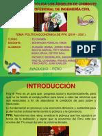 Politica Economica de Ppk