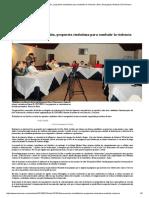 Prevención y Rehabilitación, Propuesta Ciudadana Para Combatir La Violencia _ Gran Guayaquil _ Noticias _ El Universo