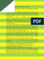 Desarrollo de Los Cuatro Pasos de Sobrevida (RCP)