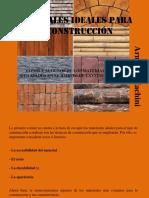 Materiales Ideales Para La Construcción