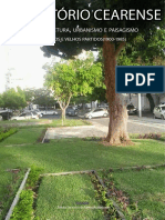 Revista de Arquitetura  Repertório Cearense