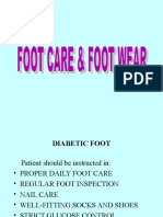 Foot Care and Foot Ware 210313