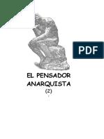 El Pensador Anarquista 2 Junio 1985