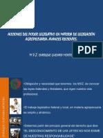 1. Legislación Agropecuaria. Leyes en MVZ