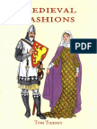 Tierney - Dover - History of Fashion Medieval Fashions Coloring Book .pdf