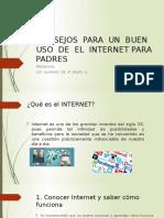 Consejos Para Un Buen Uso de El Internet 4a