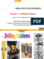 .Ch 3 Drilling Problems