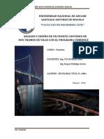 Diseño Puente Continuo de Viga Cabezal 1