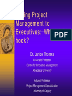 Selling Project Management-cips an 2001
