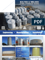 Petroleum Storage