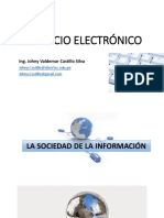Sesión 01 - Comercio Electrónico