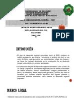 Desarrollo Local y Regional - Objetivo 4