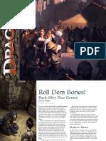 Dragon Magazine #409 - March 2012