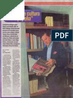 """""""Me llevo la cultura arequipeña"""", Hernando Torres"""