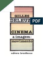 DELEUZE, Gilles. Cinema 1, A Imagem-Movimento.pdf