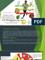 Alimentación y Nutrición en Deportistas