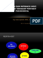 Kp 5.4 - Respon Dan Interaksi Host-bakteriterhadap Penyakit Periodontal