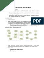 Strategic Resource Organization Handouts