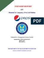 Shamim & Co. Final Report