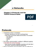 Protocols and TCP IP