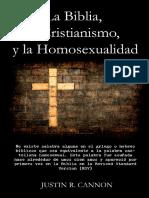 Parte a Biblia Homosexualidad
