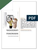 Radiografi panoramik