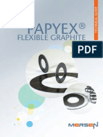 12 PAPYEX Flexible Graphite Mersen 21