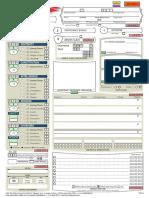 MadBeard Fillable Character Sheet v1.14