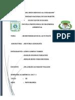 Biodiversidad en El Alto Mayo.pptx Copia